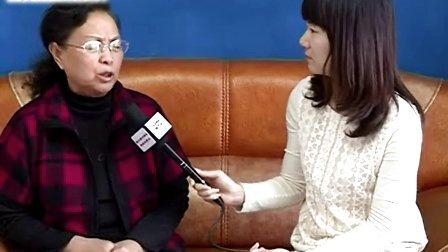 联合国问国会网络电视台专访智光特殊教育培训学校校长 王丽娟