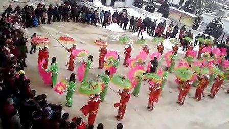 陕西省榆林市子洲县裴家湾镇后小沟大秧歌