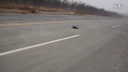 64涵道F35降落