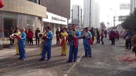 西安市灞桥区向阳坊社区锣鼓队