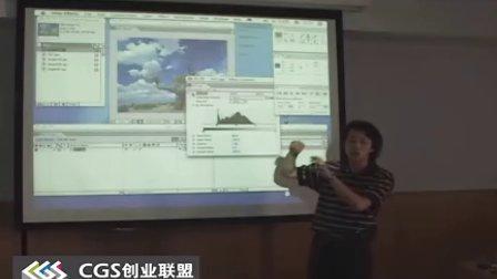 李涛AE教程17_键控_调色
