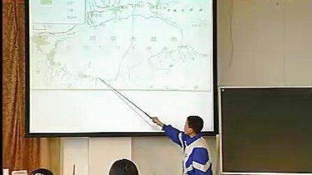 上册《新疆》八年级地理优质示范课视频