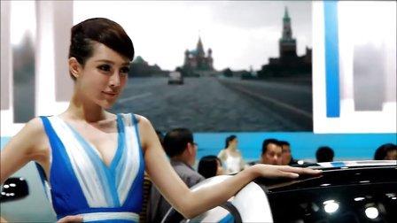 吴晓辰 2012廣州車展  一汽大眾 上海大眾 車模