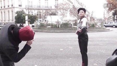 【花絮】JORYA在巴黎遇见春天