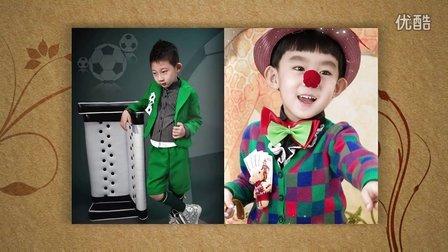 东莞儿童摄影 东莞儿童DVD电子相册 东莞儿童视频(五)天使日记儿童版