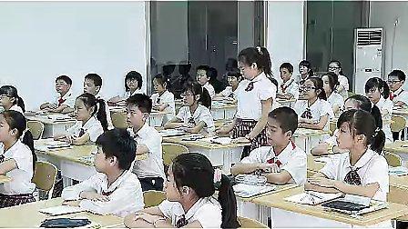 9小学六年级数学优质课视频《圆的认识》苏教版周老师