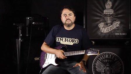 巴西  meteoro  电吉他音箱高清教程视频