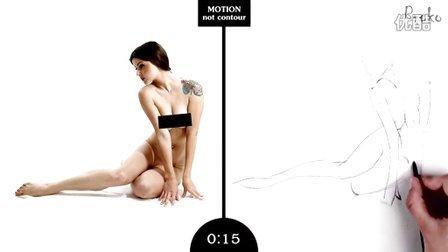 proko基础素描 — 24 人体速写