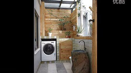 20个封闭式阳台设计 实用与美观并存装修效果图