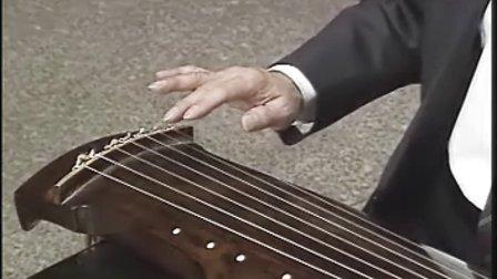 李祥霆-古琴教學(上)11-涓、鎖、短鎖、長鎖