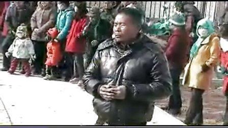 高台县宣化镇老年自乐班秧歌
