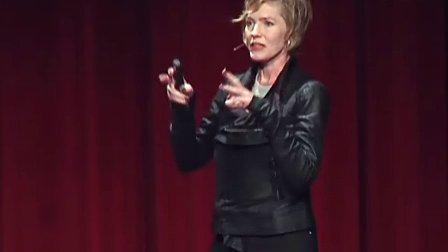TED,學習時尚界的自由文化,2010