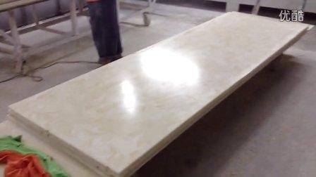 水洗式石材打磨吸尘房(石材打磨车间除尘设备)大理石/石英石/人造石打磨抛光吸尘除尘机