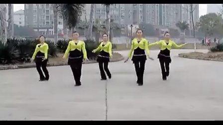 最新广场舞教学 你怎么说 吉美广场舞
