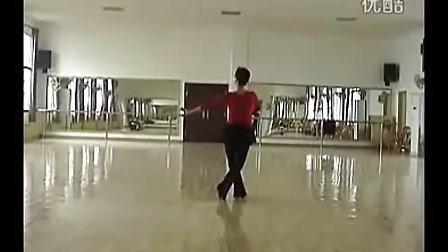 庞小军民族舞蹈教学辑:爱在天地间 反面_高清