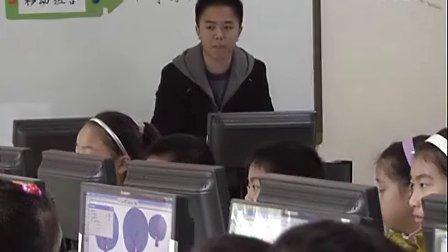 五年级信息技术川教社《给图像添上影子》课堂实录课堂实..