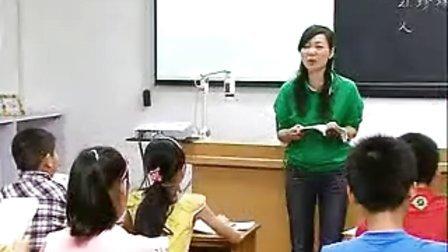小学五年级语文优质课视频下册《珍珠鸟》实录评说戴老师竞赛一等奖