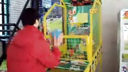 HP503儿童篮球机