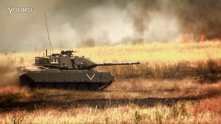 The Merkava Tank Celebrates 35 Years of Service
