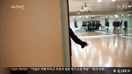 【OC】140216.SBS.Special 努力的偶像特辑.EXO KAI [中字]