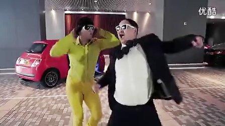 【MV】江南style恶搞版香港版