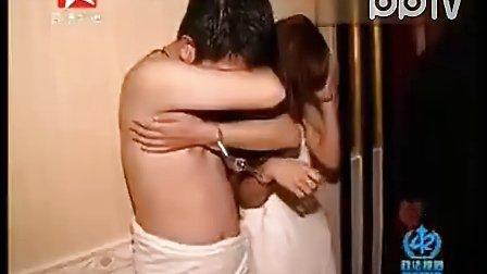 社会观察娱乐新闻视频:三对色情男女交易被抓现形