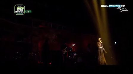 121214 Melon Music Awards 下部【韩语中字】