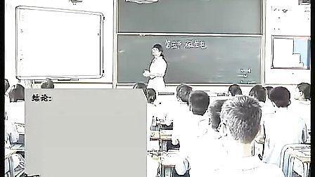 磁生电人教版八年级科学初二科学初中科学优秀课优质课课堂教学实录案例集锦