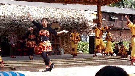 海南黎族舞蹈