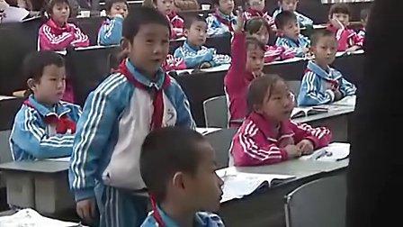 小学二年级语文优质课展示《风》北师大版李老师