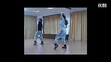 TIK TOK舞蹈教学