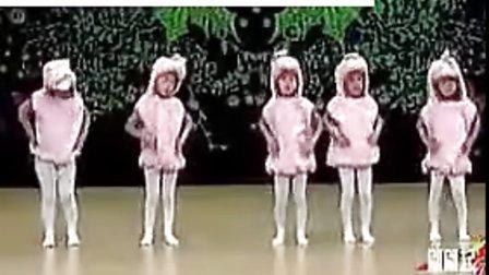 兔子舞 儿童舞蹈 教学片 赵信琪老师