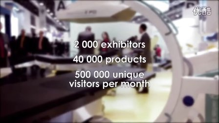 MedicalExpo at the most important international tradeshows