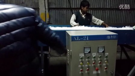 印度 腈纶切断设备  纤维切断机 碎布机 短切机