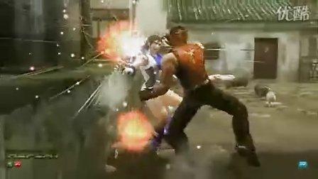铁拳6对战演示2