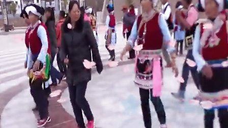 珠街彝族打跳