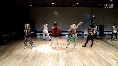 现代舞女子独舞丸子控现代舞蹈教学视频动作分解LadiesCode坏女