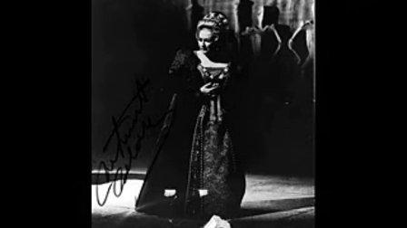 女高音卡巴叶演唱威尔第歌剧《弄臣》选曲-亲爱的名字