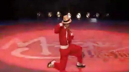 张泽宇(Just Funky)男子单人Dancer