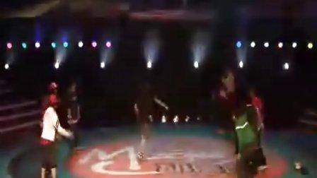 重庆903街舞队vs乐山布鲁克林KOS Breaking Battle 5vs5校园组决赛