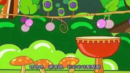 不一样的兔子  MV    《五彩旋旋卡》