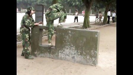 廉江市第一中学09级高一(9)军训回忆录之浓缩版