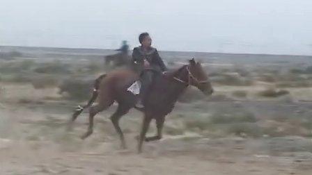 达坂城区阿克苏乡哈萨克赛马比赛8
