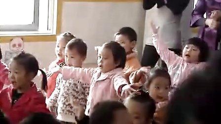 张家港市暨阳幼儿园小三班集体活动