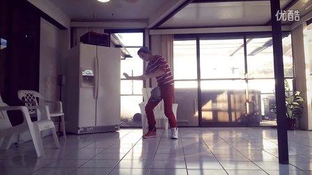 【粉红豹】Animation_POPPIN_Zrei_Illusion_Of_Size机械舞