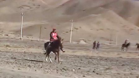 达坂城区阿克苏乡哈萨克赛马比赛9
