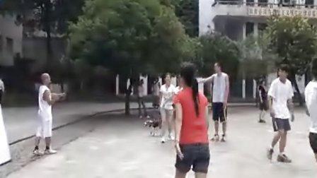 阳朔卓悦英文书院培训班篮球赛