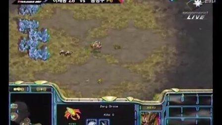 星际争霸视频  《Ever OSL决赛 Jaedong VS Stork 1》