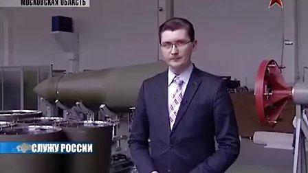 """由科洛姆纳机械制造设计局生产的""""伊斯坎德尔-M""""弹道导弹"""