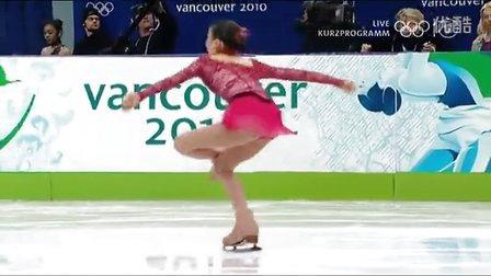 [花滑] 淺田真央 Mao Asada 2010 Olympics SP